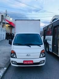 Hyundai hr 2014 bau único dono - 2014