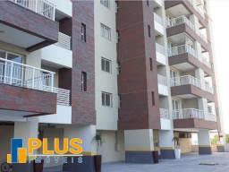 Apartamento com 3 dormitórios sendo duas suítes - 90m² - Aleixo