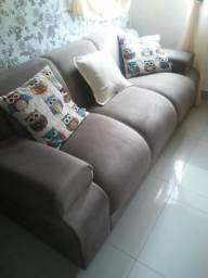 Jogo de sofá seminovo