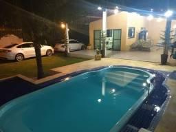 Casa com piscina para temporada, festas