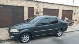 Fiat siena elx , flex ,e gnv,completa, doc ok - 2008