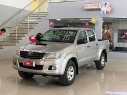 Toyota Hilux CD 4x4 3.0 na Billcar Seminovos - 2015