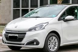 Peugeot 208 - Allure - 2018 - Único Dono - 2018