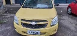Cobalt ex-taxi bom pra uber e App de transportes quitado em ótimo estado pouco rodado - 2012