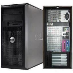 Computador Dell Optiplex Intel Core 4gb Hd 500gb Wifi
