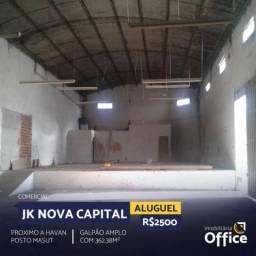 Casa  com 1 quarto - Bairro JK Parque Industrial Nova Capital em Anápolis