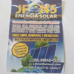 Energia Solar Fotovoltaica PROMOÇÃO DE FINAL DE ANO