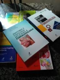 Livros de fonoaudiologia