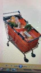 Sacola Ecológico para Super Mercado