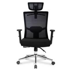 Cadeira DT3 Office Maya Black - Loja Fgtec Informática