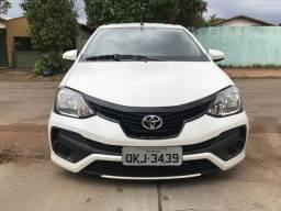Toyota Etios HB X - 2018