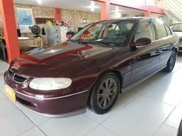 Gm - Chevrolet Omega CD 3.8 V6 Automático Parcelamos Em Até 12X No Cartão de Crédito - 1999