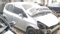 Título do anúncio: Honda fit 2005 sucata para retirada de peças