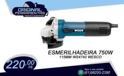 Esmerilhadeira 750W 115mm Ws4740 Wesco