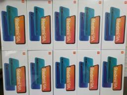 Smartphone Xiaomi Redmi 9A 32gb 2GB RAM - Novo Lacrado