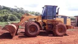 Máquina pá carregadeira CAT 938G