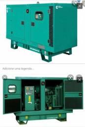 Locação de gerador de energia 280KVA