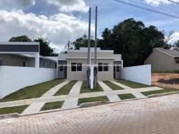 Casa 2 dormitórios no Colonial em Sapucaia, com 2 vagas para carro. Cód. 50842