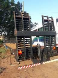 Plataforma caminhao truck