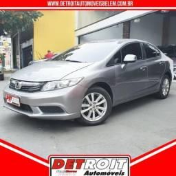 Civic LXS 1.8 Aut. Flex - 2013