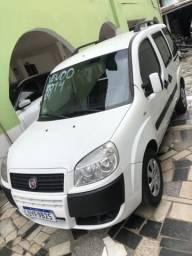 Fiat Doblò Atractive 1.4 Completo 2014 - 2014