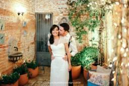 Vestido de noiva Lascivité
