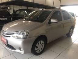 Etios 1.5 Sedan 2017