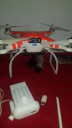 Vendo 3 drones Phantom 2      ou troco por outro