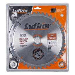 Serra Circular 10-254mm 40 Dentes Lufkin