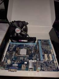 Kit - Core i5 3570 + Placa Mae + 16gb 1600mhz