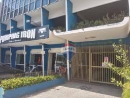 Apartamento com 1 dormitório para alugar, 62 m² por R$ 550,00/mês - Centro - Juiz de Fora/