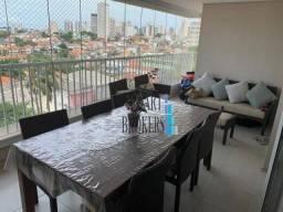 Apartamento com 3 dormitórios (1 Suíte) à venda, 115 m² - 3 Vagas + Depósito Privativo - V