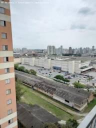 Apartamento para Locação, Continental, 3 dormitórios, 1 banheiro, 1 vaga