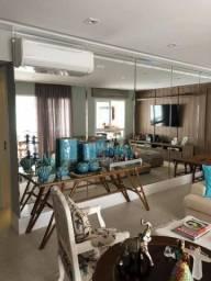 Maravilhoso apartamento, 150m2 3 suites no Embaré!!