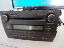 Radio - MP3 - CD Player - Bluetooth Corolla 2012 a 2014