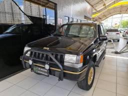GRAND CHEROKEE 1995/1995 5.2 LIMITED 4X4 V8 16V GASOLINA 4P AUTOMÁTICO
