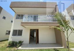 Casa em Condomínio para Venda em Lauro de Freitas, Buraquinho, 3 dormitórios, 3 suítes, 4
