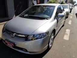 Honda Civic Sedan LXS 1.8 Prata