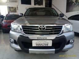Toyota Hillux 4X2 2.7 Flex - Automatico