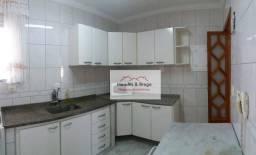Apartamento para alugar, 70 m² por R$ 1.350,00/mês - Vila Zanardi - Guarulhos/SP