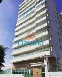 Apartamento com 3 dorms em Praia Grande - Guilhermina por 3.5 mil para alugar