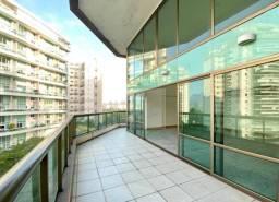 Monet Duplex 4 Suítes 240m² + dependências 3vagas - Barra da Tijuca