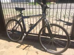 Bicicleta Caloi aluminum anos 90