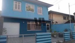 Sobrado com 3 dormitórios para alugar, 100 m² por R$ 4.000,00/mês - Campo Grande - Santos/