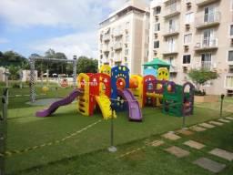 Apartamento para alugar com 3 dormitórios em Caji, Lauro de freitas cod:628383