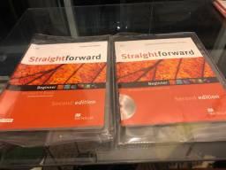 Straight Forward 2nd Edition Beginner (student + workbook)
