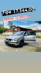 Polo hatch 2005  completo