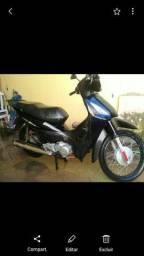 Honda biz Es 125 partida e pedal