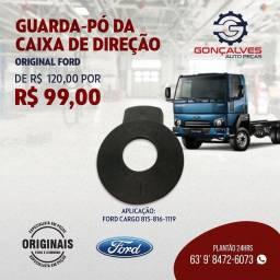 GUARDA - PÓ DA CAIXA DE  DIREÇÃO ORIGINAL FORD