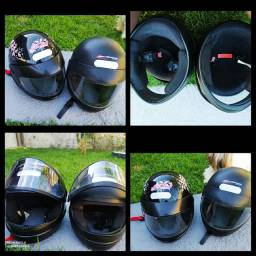 Vendo 2 capacete
